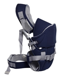 Fab N Funky 5 Way Baby Carrier Navy Blue