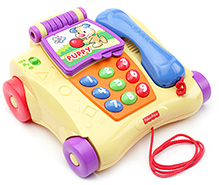 Fisher Price Laugh And Learn Counting Friends Phone