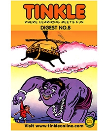 Tinkle Digest No. 8