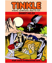 Tinkle Digest No 55 - English