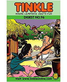 Tinkle Digest No 96 - English