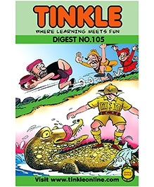 Tinkle Digest No. 105