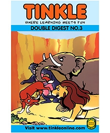 Tinkle Double Digest No. 3