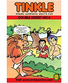 Tinkle Double Digest No. 4