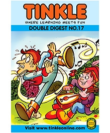 Tinkle Double Digest No. 17