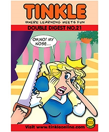 Tinkle Double Digest No. 21