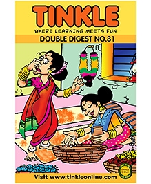 Tinkle Double Digest No. 31