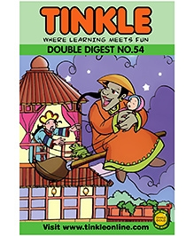 Tinkle Double Digest No. 54
