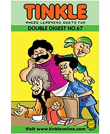 Tinkle Double Digest No. 67