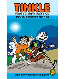 Tinkle Double Digest No 102 - English