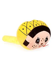 Musical Hammer Girl Face Yellow
