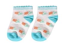 Cotton Socks - Flower Print