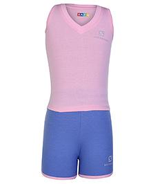 SAPS Sleeveless Top And Shorts Set