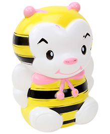 Fab N Funky Money Bank Animal Shape - Yellow and Black