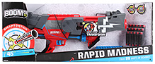 Mattel Rapid Madness Blaster - 6 Years +