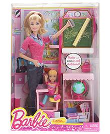 Barbie Careers Complete Play Teacher - 3 Years+