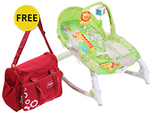 Fisher Price Newborn Toddler Rocker
