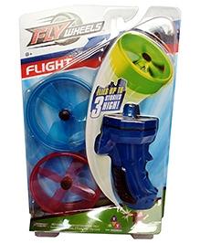 Jakks Pacific Fly Wheels Flight Basic Wave - Neon