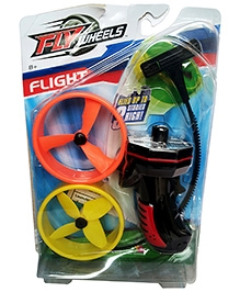 Jakks Pacific Fly Wheels Flight Basic Wave - Metallic