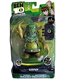 Ben 10 Omniverse Feature Figure  - Toe Pick