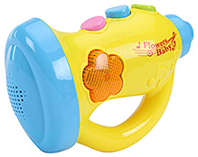 Fab N Funky Beautiful Melody Musical Toy - Yellow and Blue - 18 Month Plus