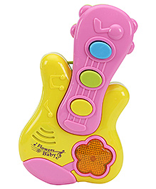 Fab N Funky Beautiful Melody Musical Guitar Shape Toy
