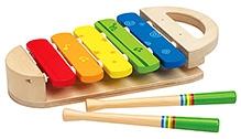 Hape Wooden Rainbow Xylophone