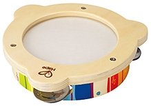 Hape Wooden Mr Tambourine