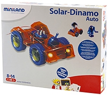 Miniland Solar Dynamo Auto
