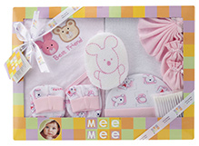 Mee Mee Gift Set 8 Pieces - Best Friend Print