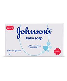 Johnson's baby Soap - 75 grams