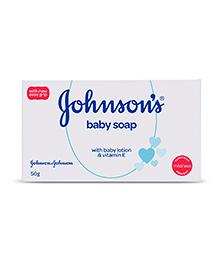 Johnson's baby Soap - 50 grams