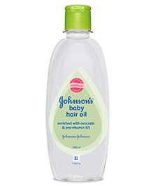 Johnson's - Baby Hair Oil