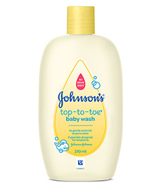 Johnson's Baby Top To Toe Wash - 200 Ml - No More Tears