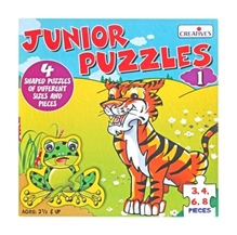 Creatives - Junior Puzzles 1