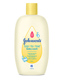 Johnson's Baby Top To Toe Wash - 100 Ml - 100 Ml