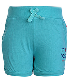 Hello Kitty Shorts With Two Side Pockets