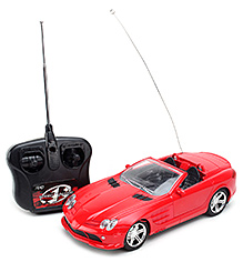 Fab N Funky Road Leader Remote Control Car