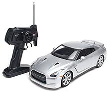 MJX Toys Nissan GT-R R35 White Remote Control Car