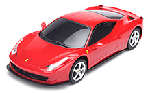 MJX Toys Ferrari F458 Italia Remote Control Car