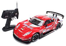 MJX Toys Nissan Fairlady Z Super GT 500 Remote Control Car