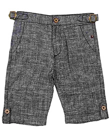 Fore Axel and Hudson Fashion Shorts - Grey