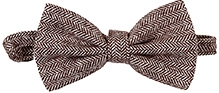 Fore Axel And Hudson Schoolboy Bow Tie