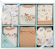 Luvable Friends Clothing Layette Box - 6 Pieces