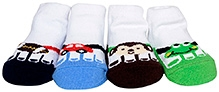Luvable Friends Novelty Socks Gift Set - Pack of 4 Pairs