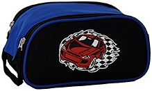 O3 Kids Toiletry and Accessory Bag - Racecar