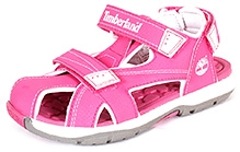 Timberland Mad River Closed Toe Dual Strap Sandal - Pink