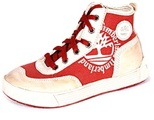 Timberland  Earthkeepers Metro Network Sneakers - Red