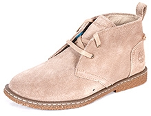 Timberland Earthkeepers Ridgefield Desert Boot Light Tan Suede
