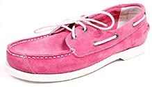 Timberland Peaks Island Boat Shape Shoes - Pink